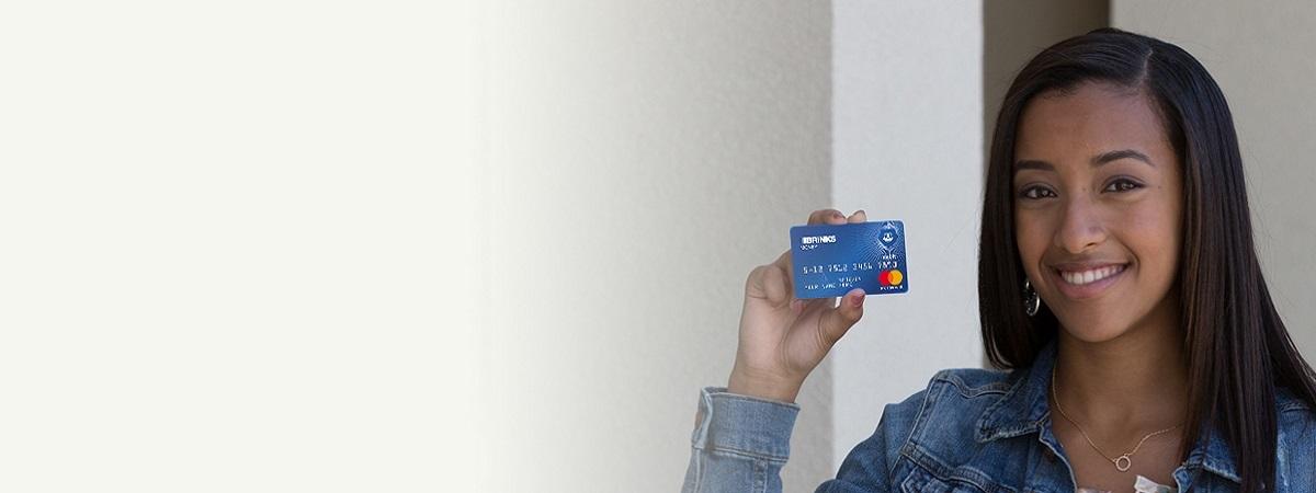 What is Brink's Prepaid | Brink's Prepaid Mastercard